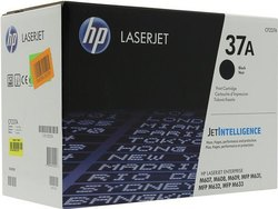 Hp 37a Black Toner Cartridge Original Cf237a