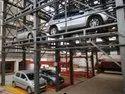 PLC Based Car Lift System