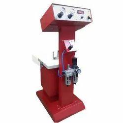 Semi Automatic Powder Coating Machine