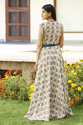 Cotton Printed Triangle Shape Kurti