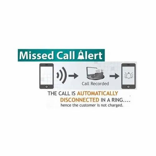 24 Hours Missed Call Services, Communication Language: Hindi,English