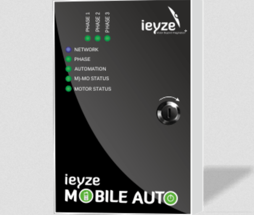 Three Phase Motor Hp Ieyze Mobile Auto Starter Ieyze Corporation Private Limited Id 20027421112