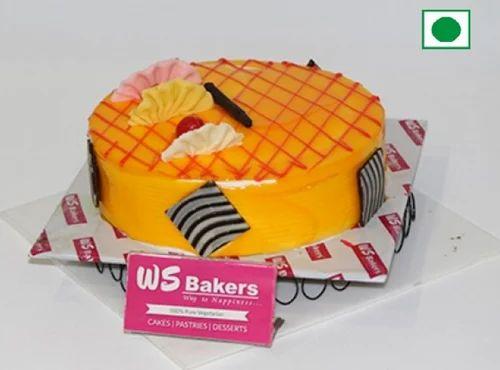Remarkable Fruit Exotic Cake Ws Foods Pvt Ltd Pune Personalised Birthday Cards Akebfashionlily Jamesorg
