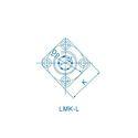 Linear Slide Bush Bearing  LMK16L UU