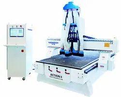Fully Automatic ATC CNC Wood Cutting Machine