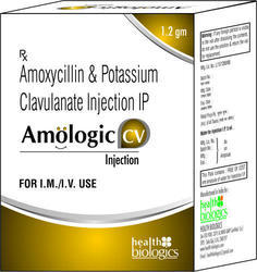 Amoxycillin 1000mg Clavulanate Acid 200mg