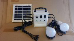 Home Lighting System with 6 Volt Battery