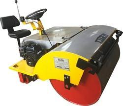 1.2 Ton Walk, Stand And Ride Type Cricket Pitch Roller