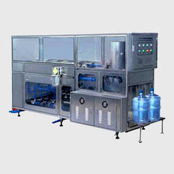 Fully Auto Jar Rinsing Filling Capping Machine