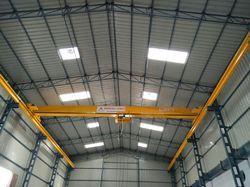 Manufacturer  & Supplier of  EOT Cranes in  Tanzania
