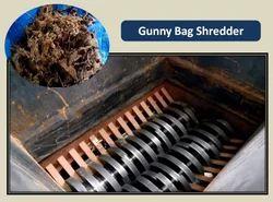 Gunny Bag Shredder