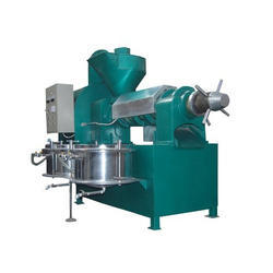 Automatic Neem Oil Expeller