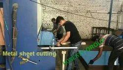 Metal Sheet Cutting Job Work