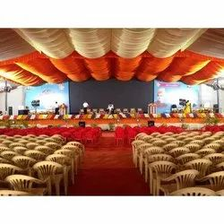 Decoration Event Stages Rental Service, Local