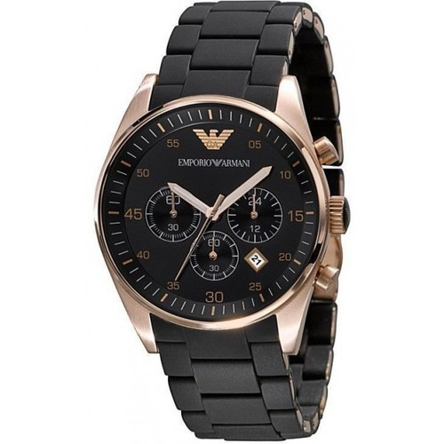 4db15a70195 Emporio Armani Chronograph AR5905 Mens Watch at Rs 5999  piece ...