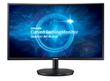 Samsung 27 Point 0 Curved Samsung Monitor With Eye Saver Mode