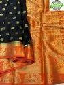 Designer Pure Mysore Silk Saree