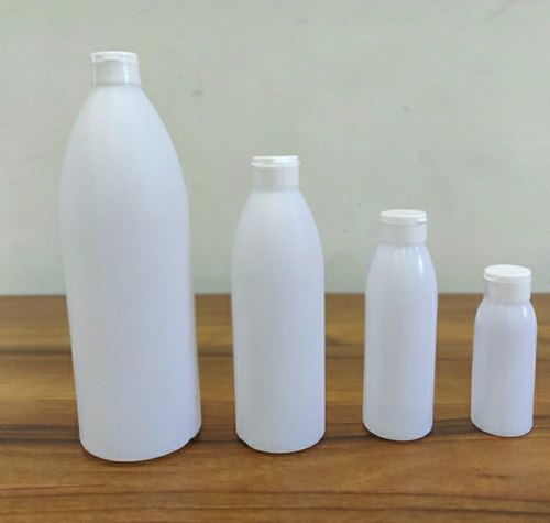 HDPE Hand Santizer Flip Cap Bottle