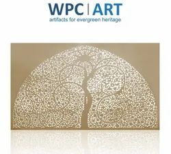 WPC Decorative Grills