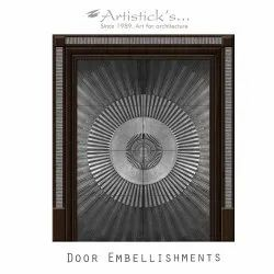 Design Metal Door
