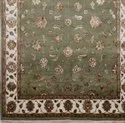 Hand Knotted Classic Design Wool Silk  Rugs For Lobby