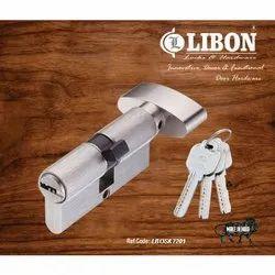 Euro Profile Cylinder LOck LBOSK7201