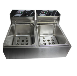 Rectangular Fryer with Heating System