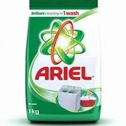 Lemon Ariel Washing Powder, Packaging Type: Packet, for Laundry