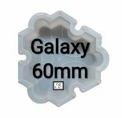 Galaxy Silicone Plastic Paver Mould