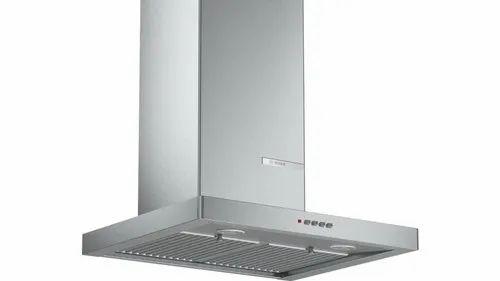 Bosch 60 cm 800 CMH Wall Mounted Kitchen Chimney, (DWB068D50I)