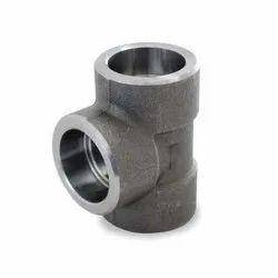 Carbon Steel Socket Weld Unequal Tee