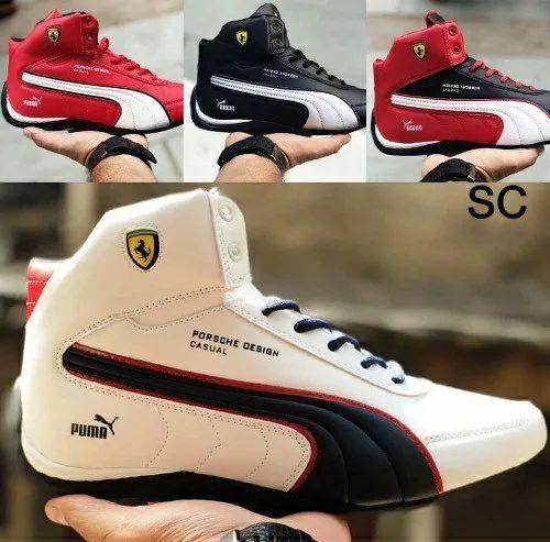 4edff5ce30 Puma Ferrari Shoes
