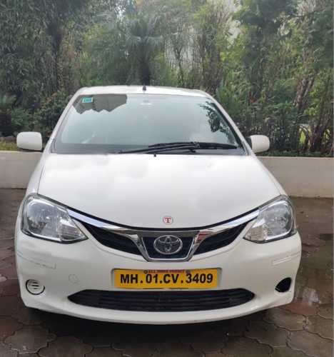 Toyota Company Latest Models >> Toyota Etios Car 2019 Model On Rent In Worli Mumbai