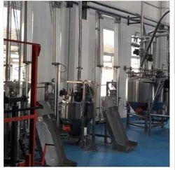 Sugar Handling System, Yield: 150 - 350 ml/kg