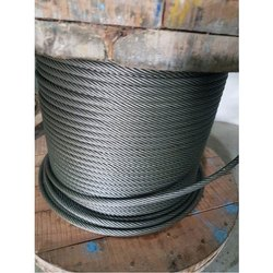 Galvanized 20-30 mm Elevator Wire Rope
