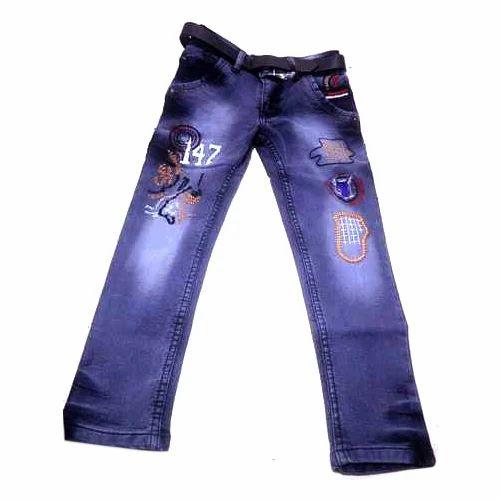 80ce383a73a24 Shine World Designer Denim Jeans