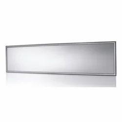 Upto 13 W SYSKA LED Panel Light, Shape: Rectangle