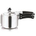 White Aluminium Pressure Cooker