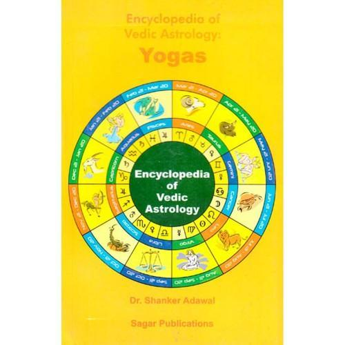 Encyclopedia Of Vedic Astrology Yogas Book