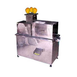 Mango Pulp Making Machines
