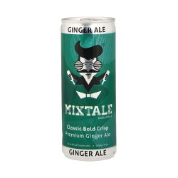 Mixtale Premium Ginger Ale