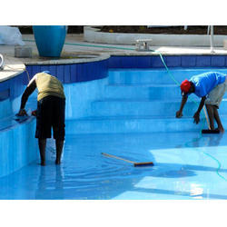 Swimming Pool Cleaning Service in India