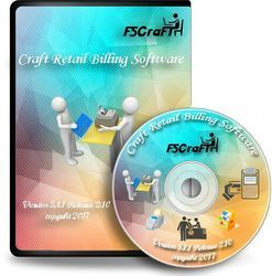 Craft Retail Billing Software, 5.1.1, Model: 2.0.1