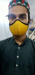 Anti Fog Face Mask