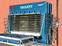8/4 Hydraulic Plywood Hot Press Machine