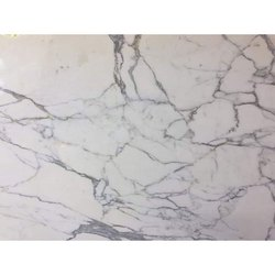 RAW White Marble Stone, Thickness: 10-12 mm