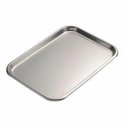 Rectangular Steel Tray