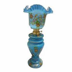 Glass Flower Table Vases