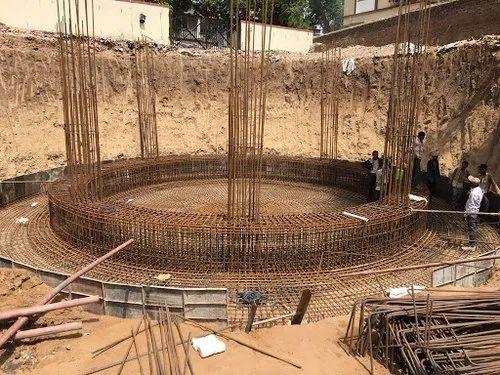 RCC Water Tank Construction