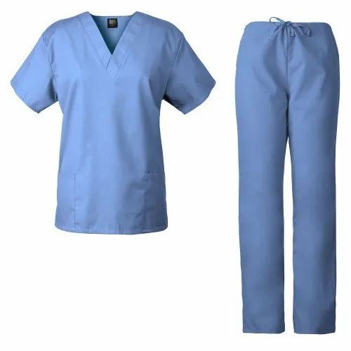 Unisex Mix Of Polyester Medical Clothing, Size: Large, Rs 750 /pair | ID:  22221013691